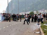 AKP mitingi öncesi gerginlik: 1 ölü