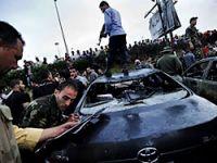 NATO Libya'yı helikopterlerle vurdu