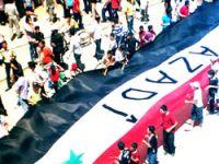 Kürtler Esad'la toplantıyı askıya aldı