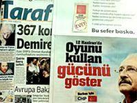 Taraf, CHP'den reklam aldı!