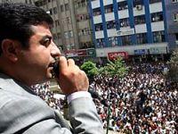Demirtaş da balkon konuşması yaptı!