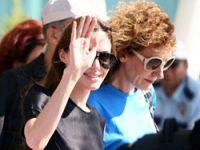 Angelina Jolie Hatay'da