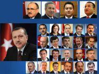 İşte 61. Hükümetin bakanları