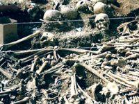 Irak'ta 900 kişilik toplu mezar bulundu