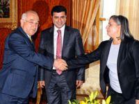 BDP, Cemil Çicek'i ziyaret etti