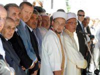 'Devlet' Ahmet Şişman'ın cenazesindeydi!