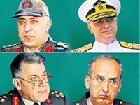 7'si general 22 subaya tutuklama talebi