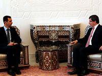 Davutoğlu'na Şam'da protokol ayıbı