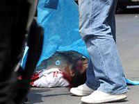 Taksim'de dehşet anları