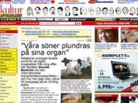 İsveç gazetesi İsrail'e rest çekti: Cevap ver!