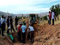 15 kişiye ait kemik parçaları bulundu