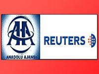 AA ve Reuters haberlerini geri çekti!