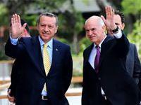 Papandreu'ya 'Erdoğan'ı örnek al' dendi