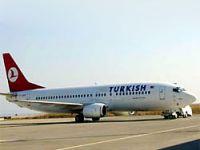 Erdoğan'ın uçağı tehlike atlattı
