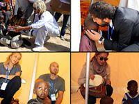 Sanatçılar Somali ziyaretini anlattı