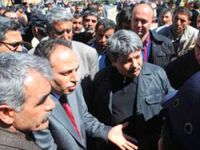 "Diyarbakır'da ""sınır ötesi"" protestosu"
