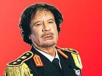 Kaddafi televizyona canlı bağlandı