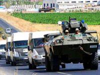 Sınıra 2 bin komando sevk edildi