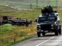 Şemdinli'de patlama: 3 asker yaşamını yitirdi
