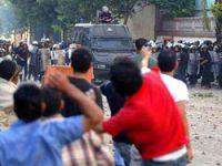 Kahire'de İsrail'e büyük öfke