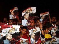 Mısır'da Erdoğan rüzgârı!