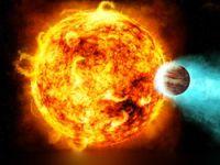 Radyasyon fırtınası bir gezegeni yok etti!