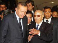 Erdoğan Mısır'ın ardından Tunus'ta