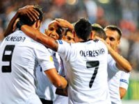 Beşiktaş bol gollü başladı: 5-1