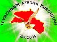 Ankara'daki saldırıyı TAK üstlendi Flaş