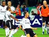 İki dakikada Beşiktaş!