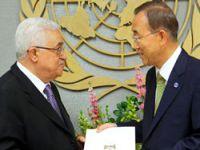 Filistin, başvuruyu yaptı
