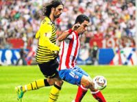 Arda Messi'ye karşı