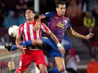 Ardalı Atletico Madrid farklı yenildi