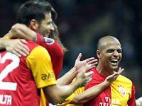 Galatasaray Arena'da 3 puanı kaptı