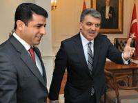 Gül'den BDP'lilere şartlı randevu!