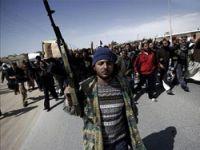 """Libya'da """"Silahsız Başkent"""" çağrısı"""