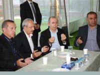 Kılıçdaroğlu'dan Erdoğan'a ziyaret