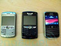 Blackberry'deki arıza giderildi