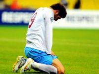 Trabzon liderliği Moskova'da bıraktı