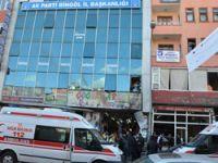 Bingöl'de patlama: 4 ölü