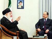 Barzani, Hamaney ile görüştü