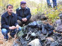 9 PKK'lının daha cesedi bulundu