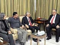 BDP ve DTK Talabani ile görüştü