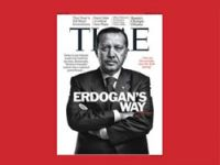 Erdoğan TIME dergisine kapak oldu!