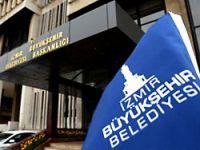 İzmir Belediyesi'ne baskın!