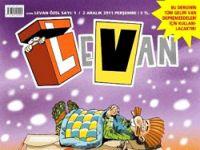 Leman'dan Van için özel sayı