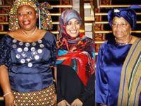 Nobel Barış Ödülü 3 kadına verildi!