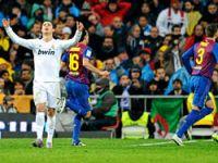 El Clasico'da yine Barca güldü: 3-1