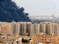 Suriye'de Humus kenti kuşatma altında!
