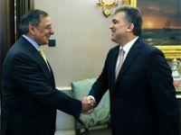 ABD Savunma Bakanı Gül'le görüştü